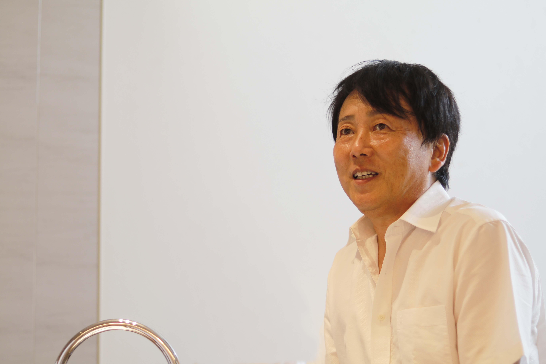 株式会社ブルーハウス 代表取締役 森康成