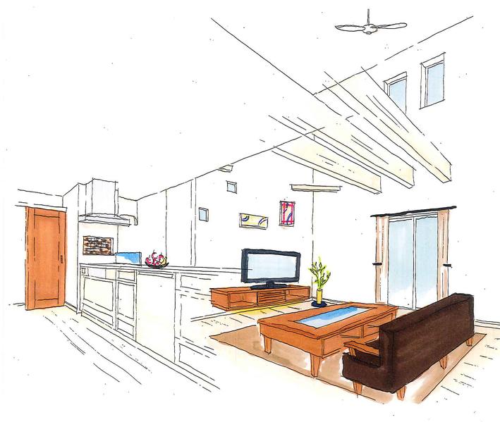 モデルハウスや展示場では標準仕様かを確認する