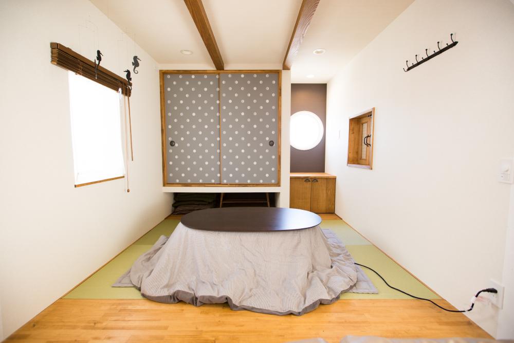 便利な和室スペース