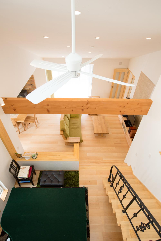 高気密の家は効率的な換気を行える