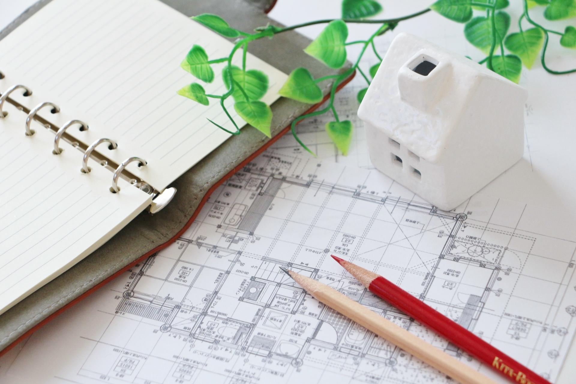 住宅を建てる場合の農地転用の手続きには設計図も必要