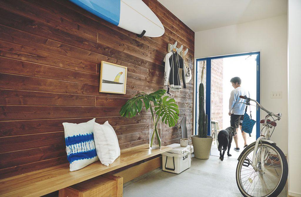 豊橋のアウトドアライフを楽しむ30坪の注文住宅の事例