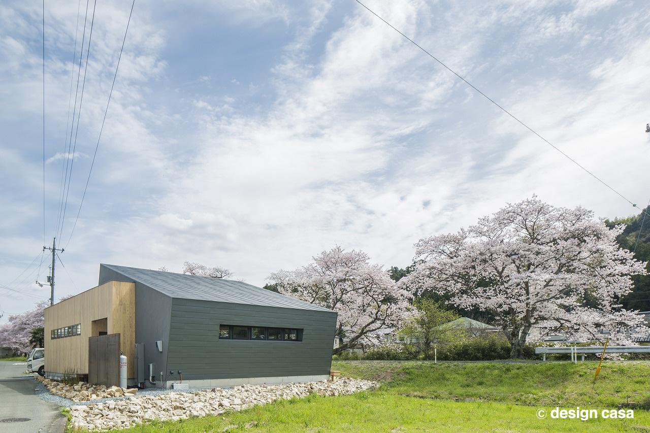 愛知の自然溢れる中で建築家とつくる憧れの暮らしには農地転用をする場合もあります