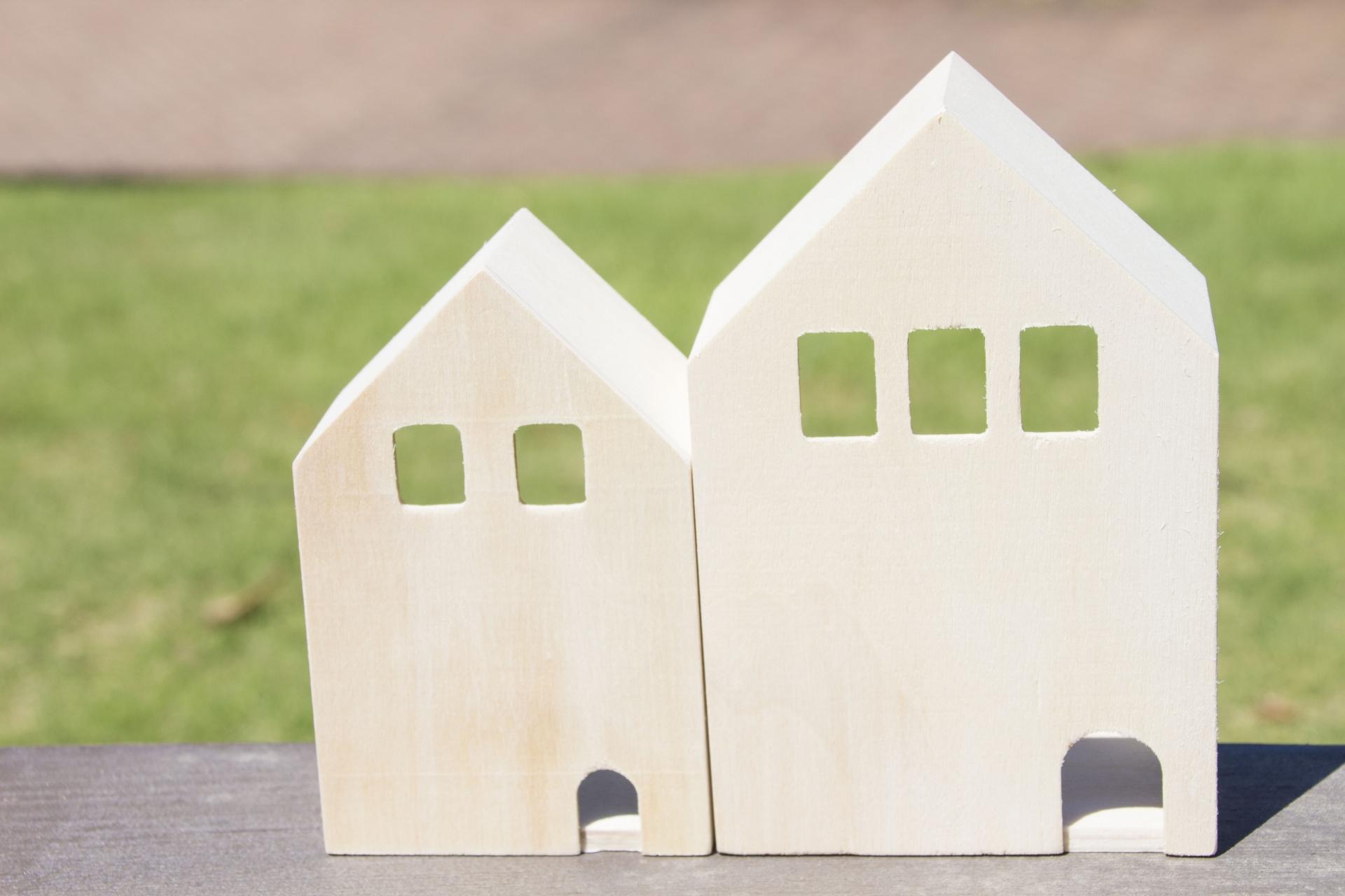 二世帯住宅の間取り図の例:建築家とこだわりの工務店で建てるとおしゃれで機能性も高い注文住宅が建てられる