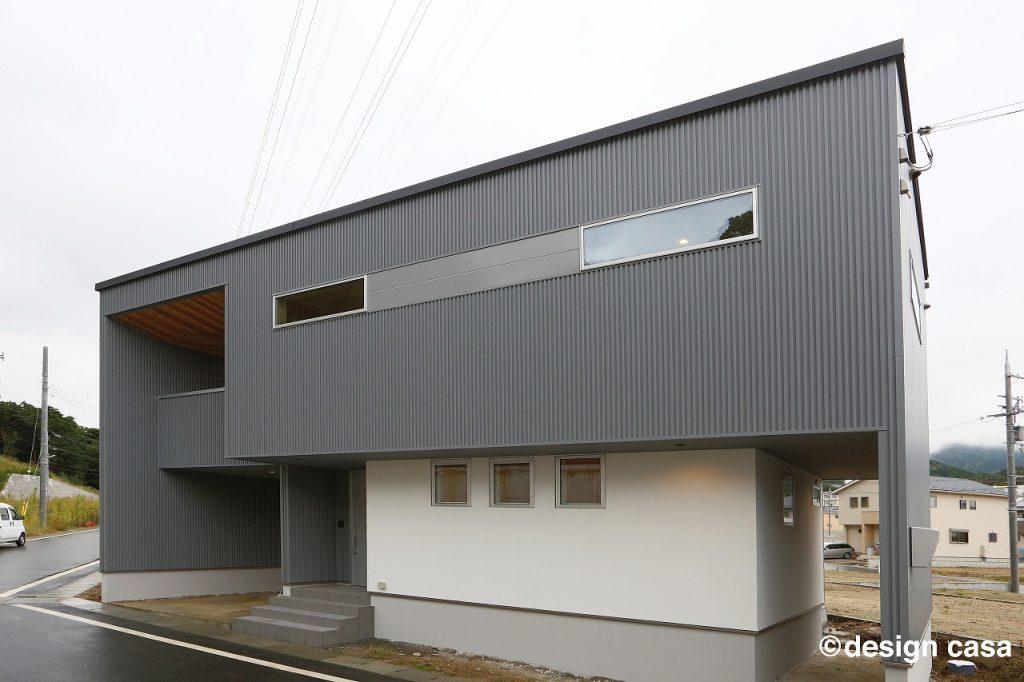 建築家と建てるおしゃれなガレージハウス