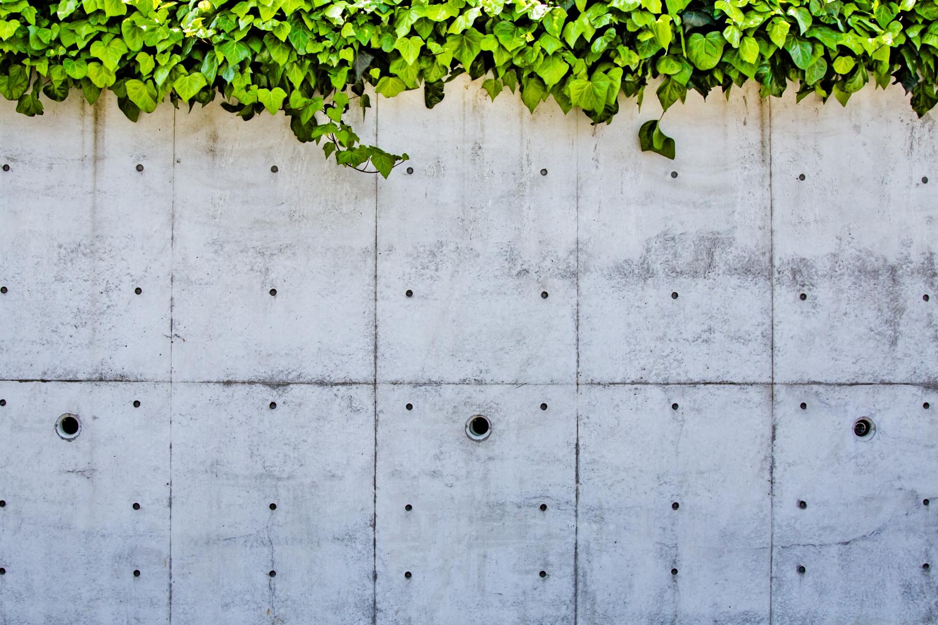 鉄筋コンクリート擁壁の画像