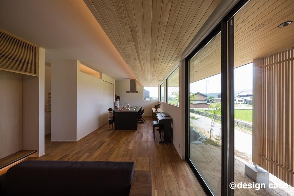 建築家とつくる平屋の住まい